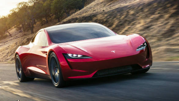 New Tesla Roadster will reach 100kmph by the time you finish reading this headline