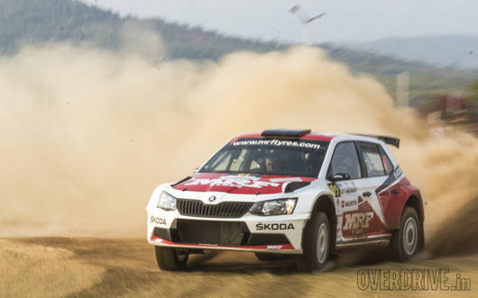 APRC 2017 India Rally: Gill sets the pace on Day 1 at Chikamagalur, but just so