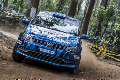 Aprc 2017 India Rally Gill Blazes Closer To Third Title On Day 2