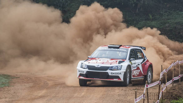 APRC 2017 India Rally: Gill blazes closer to third title on Day 2