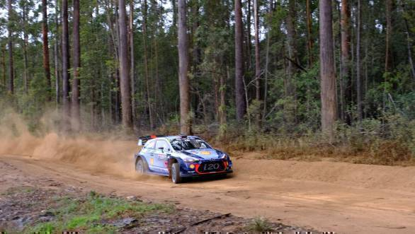 WRC 2017: Thierry Neuville claims victory at Rally Australia
