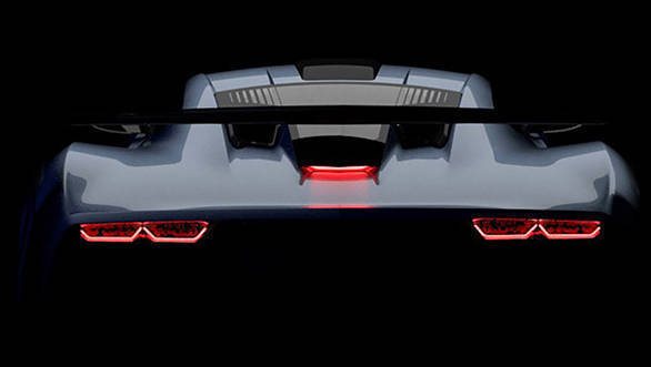 Los Angeles Motor Show: Aria FXE supercar teased, to debut on November 30