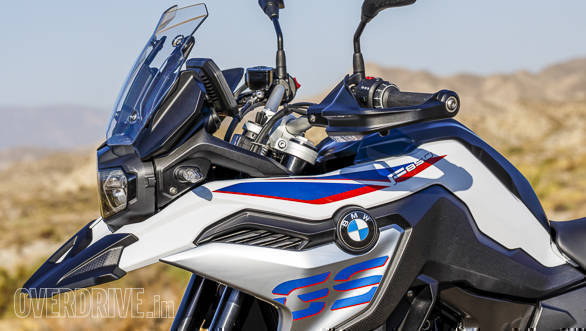 Eicma 2017 Bmw F 850 Gs And F 750 Gs Image Gallery