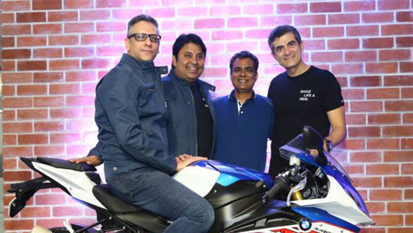 BMW Motorrad announces dealership in Chennai