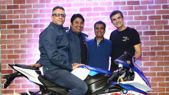 BMW Motorrad announces dealership in Chennai