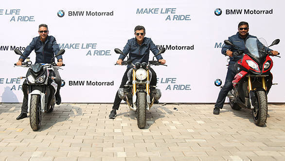 BMW Motorrad dealership opens in Kochi, Kerala