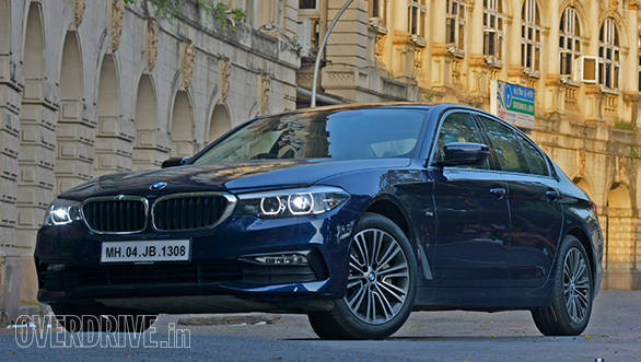 2017 BMW 530i petrol road test review