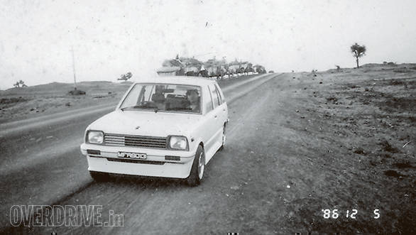 Motoring before Maruti