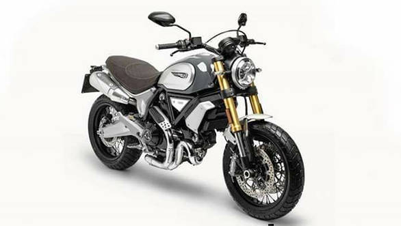 Leaked: Ducati Scrambler 1100 images out before EICMA 2017 debut