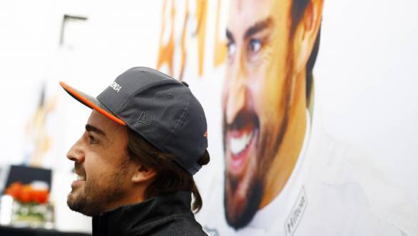 Fernando Alonso set for LMP1 test with Toyota in Bahrain