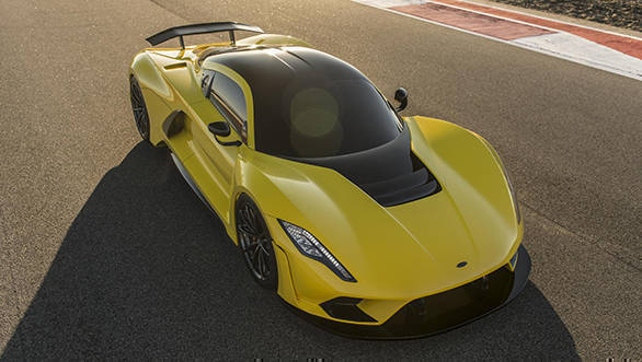 Hennessey Venom F5 to reach a maximum speed of 483kmph! - Overdrive