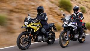 India-bound BMW F 750/850 GS | details and specifications