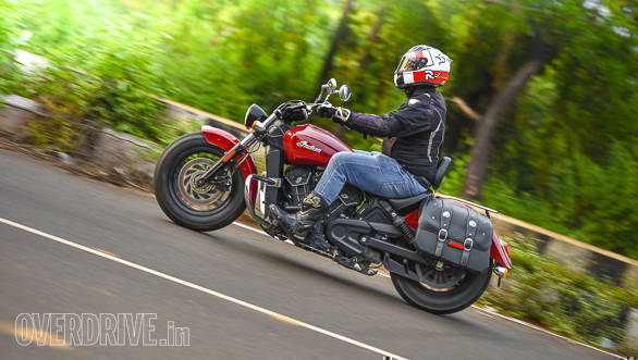 Banglore-Goa-Mumbai on the Indian Scout Sixty