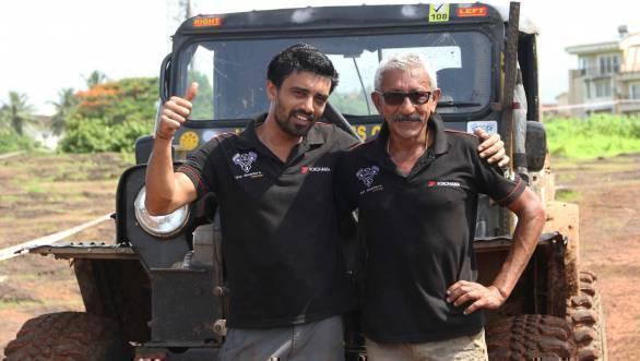 Jagat Nanjappa and Chetan Changappa to represent India at RFC Global Series Finale