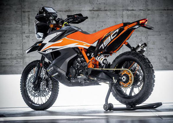 2018 ktm 790 adventure. delighful 790 eicma 2017 ktm 790 adventure concept breaks cover inside 2018 ktm adventure