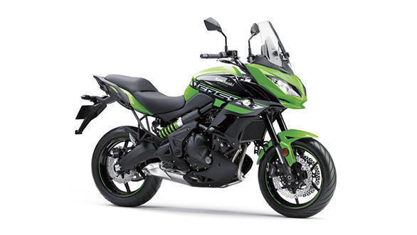 2018 Kawasaki Versys 650 launched in India at Rs 6.50 lakh