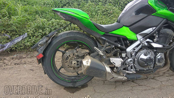 Kawasaki Z900 recalled over suspension bracket issue