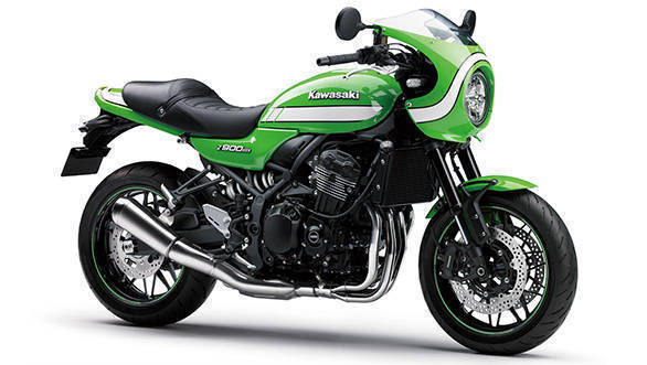 EICMA 2017: Kawasaki unveils the Z900RS Cafe