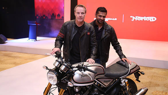 Kinetic Norton joint venture to build Norton Motorcycles in India by end of 2018