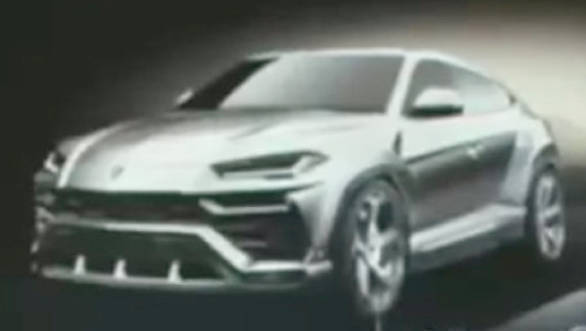 Lamborghini Urus accidentally revealed before Dec 4 debut