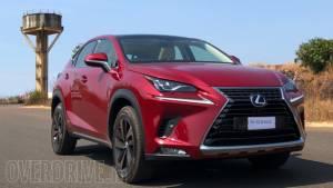 2018 Lexus NX300h first drive review