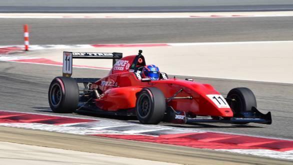 2017 MRF Challenge: Drugovich leads FP1, Ravishankar tops FP2 in Bahrain