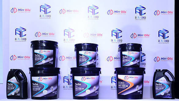 German Mirror Lubricants launches its premium range of products in India
