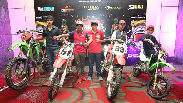 Pune Invitational Supercross League 2017 to be held between November 17 and 19