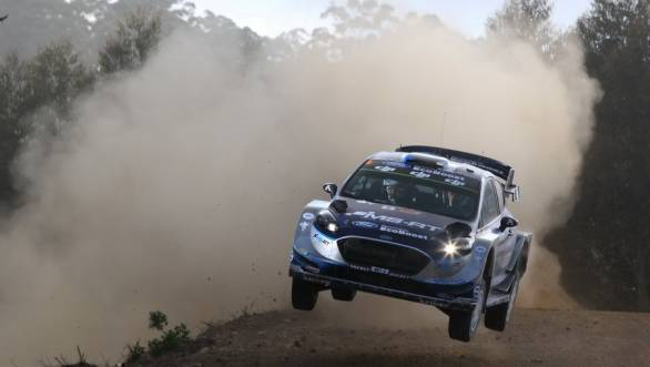 WRC 2017: Images of Shakedown at Kennards Hire Rally Australia