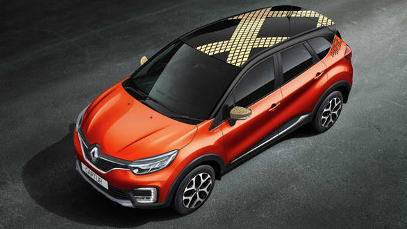 Renault Captur launched in India at Rs 9.99 lakh