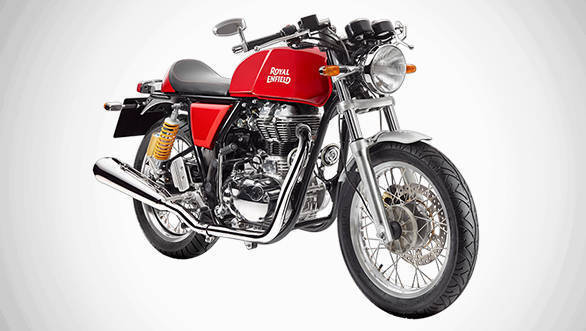 Production of the Royal Enfield Continental GT has ended!