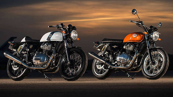 Royal Enfield Interceptor 650 and Continental GT 650 reach Australia for display, India launch later in 2018