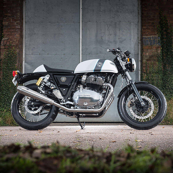 Image Gallery Royal Enfield Interceptor 650 Twin And The