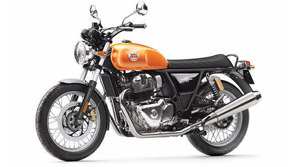 2018 Royal Enfield Interceptor 650 first ride review