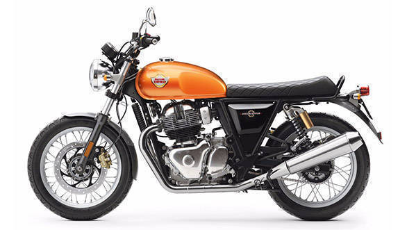 Royal Enfield Interceptor 650 catches attention of Prince William