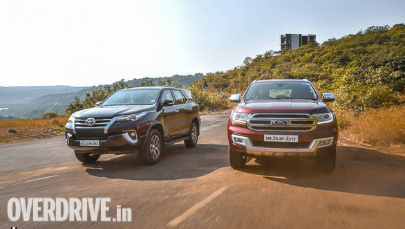 Spec Comparison: Mahindra Alturas G4 vs Toyota Fortuner vs