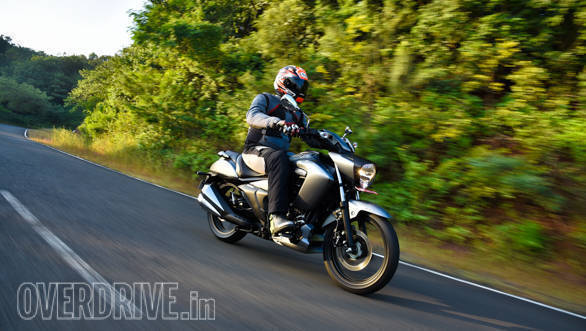 2018 Suzuki Intruder 150 first ride review