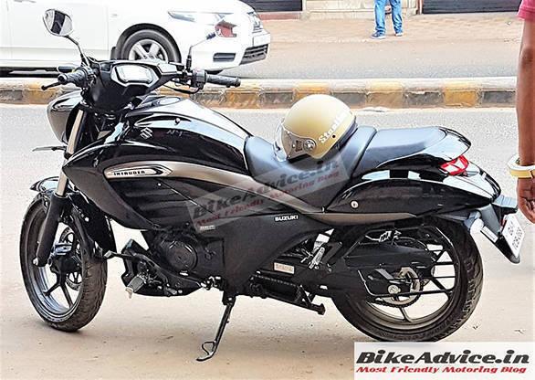 Spy Pics: Suzuki Intruder 150 Spotted Ahead Of Launch
