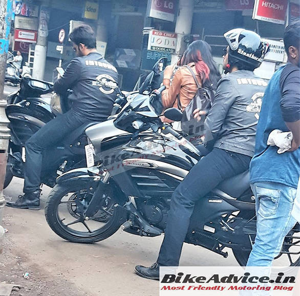 Spy Pics: Suzuki Intruder 150 Spotted Ahead Of Launch