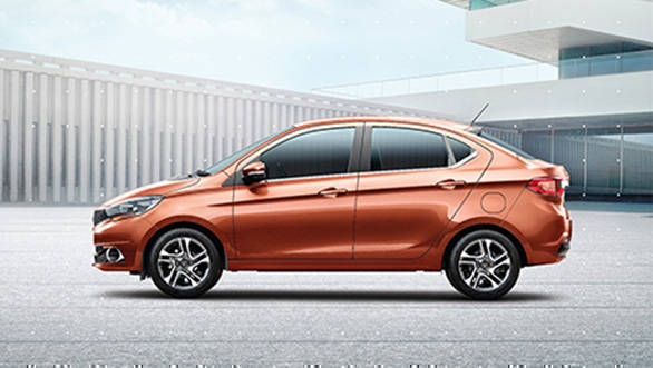 Tata Tigor AMT launched in India from Rs 5.75 lakh onwards