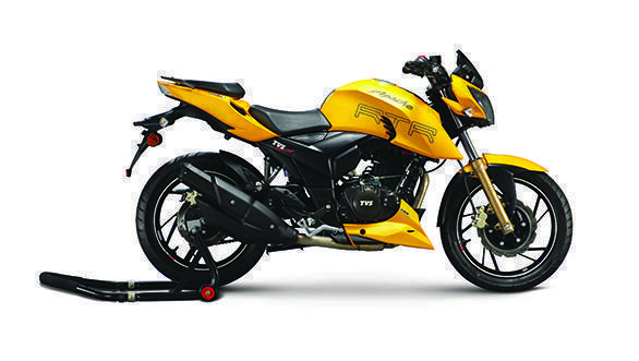 TVS Apache RTR 200 Fi4V with electronic fuel injection launched in India at Rs 1.07 lakh