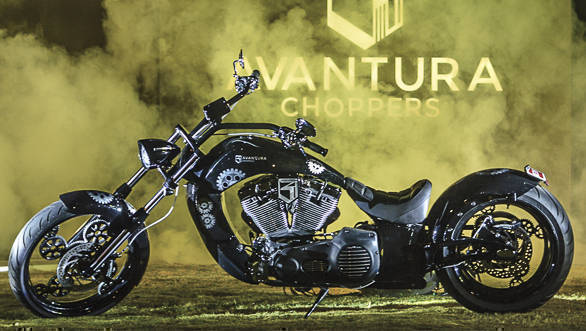 Avantura Choppers Rudra and Pravega launched in India at Rs 23.90 lakh and Rs 21.40 lakh respectively