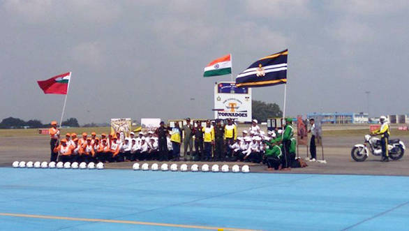 Royal Enfield ridden by 58 Indian Army men in Bengaluru breaks World Record