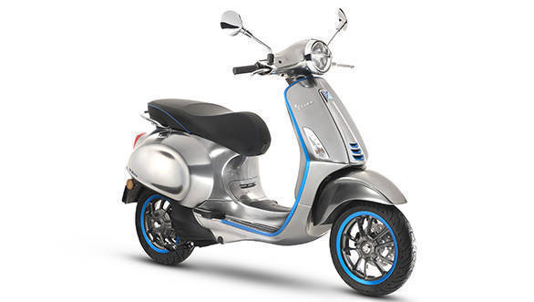 Vespa Elettrica electric scooter to go on sale worldwide starting early 2019