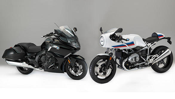 BMW to launch K 1600 B and R nineT Racer in India on November 24