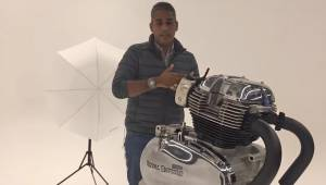 All-new Royal Enfield 650cc Parallel Twin | First Look