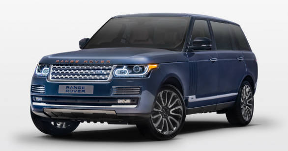 Land Rover Range Rover Autobiography by SVO Bespoke photo gallery