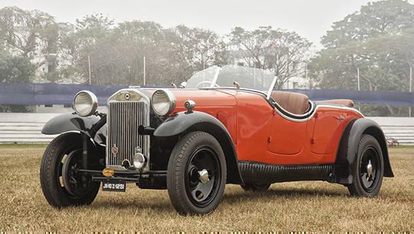 The 101 Automotive Jewels of India - a book by Gautam Sen and Makarand Baokar