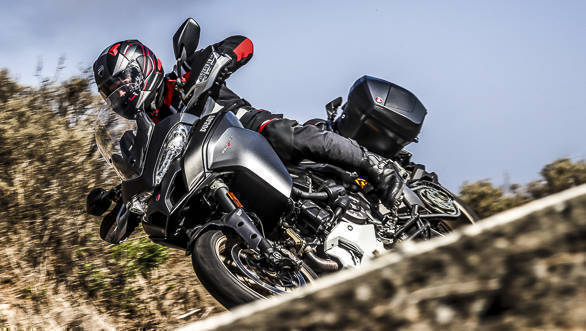 Five things you need to know about the new Ducati Multistrada 1260