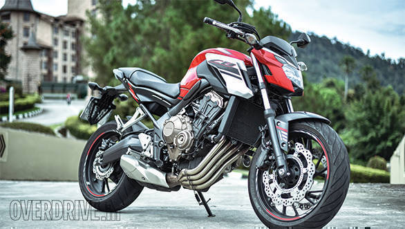 2017 Honda CB650F first ride review